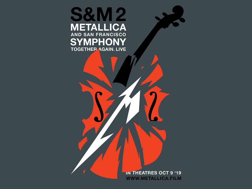 画像: メタリカ&サンフランシスコ交響楽団:S&M² 爆音映画祭初上映! ©Metallica, 2019