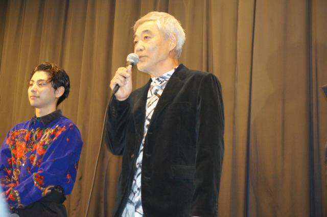 画像2: 『ある船頭の話』初日舞台挨拶に オダギリジョー監督や柄本明らが登壇!!