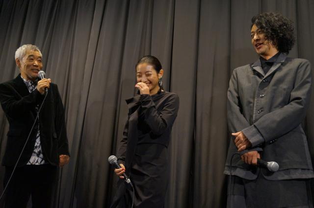 画像8: 『ある船頭の話』初日舞台挨拶に オダギリジョー監督や柄本明らが登壇!!