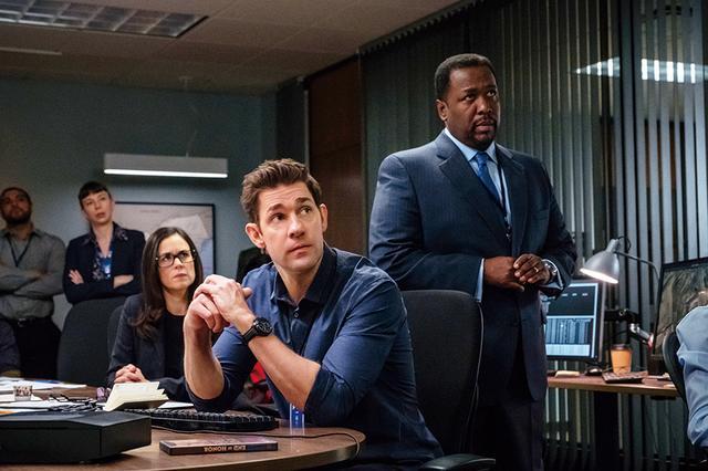 画像: 金融アナリストとしての腕を買われてCIA分析官になったジャック