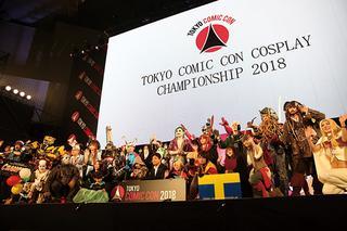有名コスプレイヤーも出場するコスプレ・チャンピオンシップ