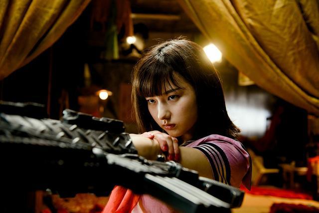 画像: 『爆裂魔神少女 バーストマシンガール』  (C)2019 「爆裂魔神少女」製作委員会