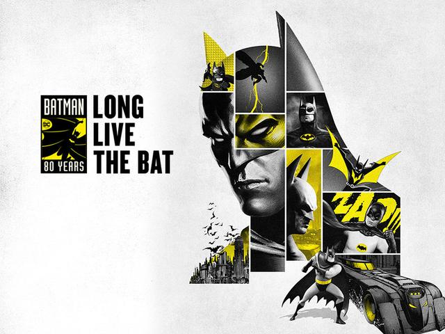 画像: Celebrating 80 Years of Batman