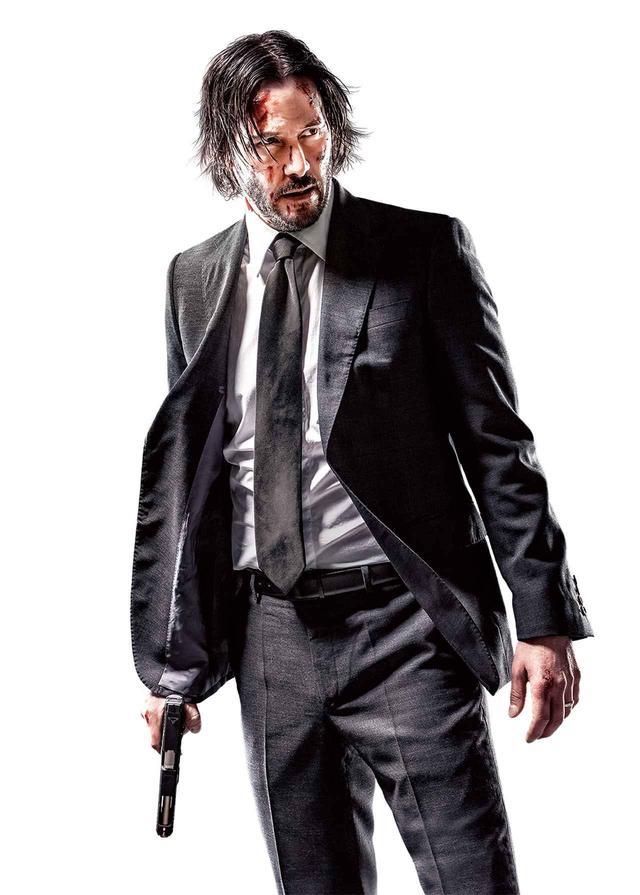 画像1: ジョン・ウィックはこんな男だ!登場人物も一挙紹介