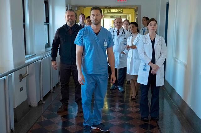 画像: 患者を思う医師やスタッフの熱い心が感動を呼ぶ