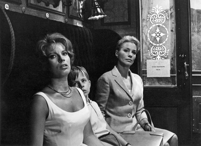 画像: 『沈黙』© 1963 AB SVENSK FILMINDUSTRI