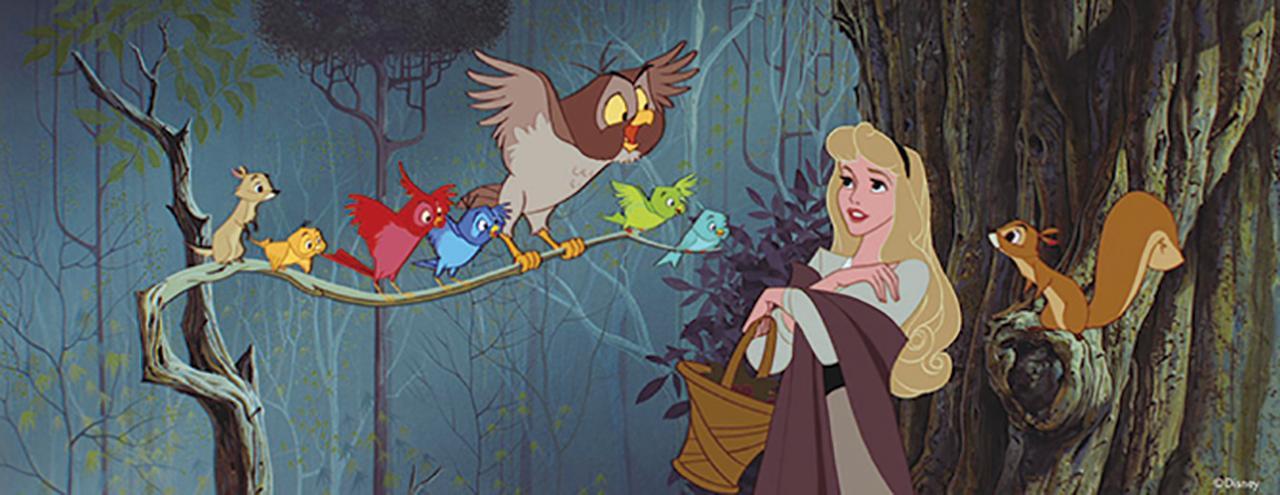 画像: 原作『眠れる森の美女』とは?