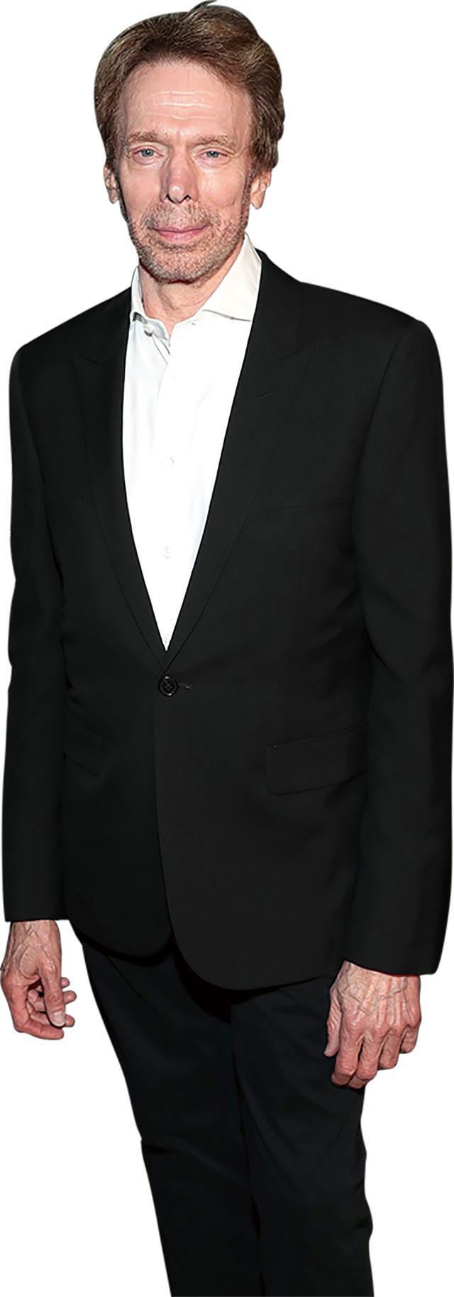 画像: ジェリー・ブラッカイマー 1945年生まれ。「トップガン」(1986)など1980年代からハリウッド最高のヒットメーカーとして活躍する名プロデューサー。代表作は「アルマゲドン」(1998)「パイレーツ・オブ・カリビアン」シリーズ(2003~)など。