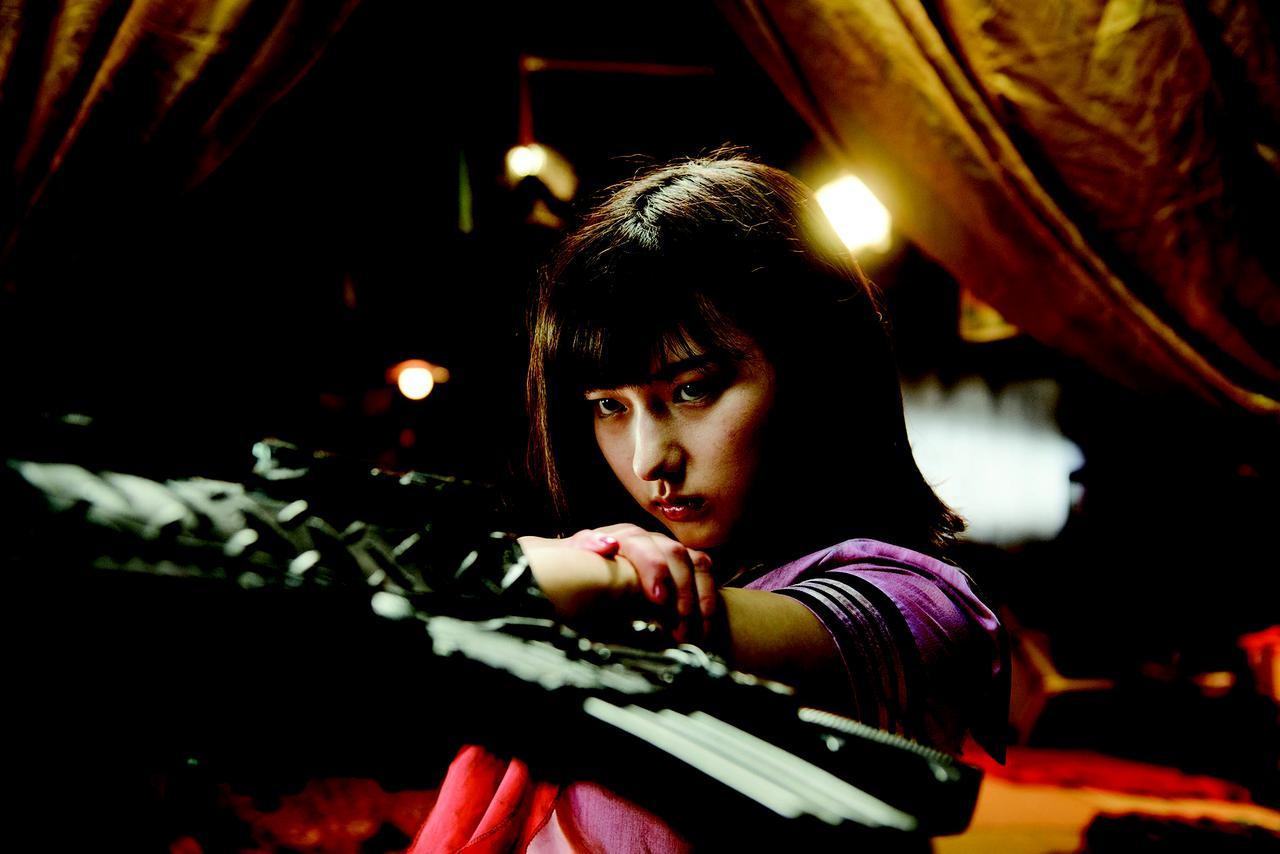画像: 「爆裂魔神少女 バーストマシンガール」 ©2019「爆裂魔神少女」製作委員会