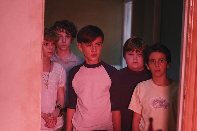 画像: 若いキャストたちが特殊技術でさらに若く変身(写真は前作)