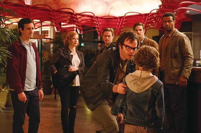 画像: 口数の多いリッチー役に抜擢されたのはビル・ヘイダー(中央)
