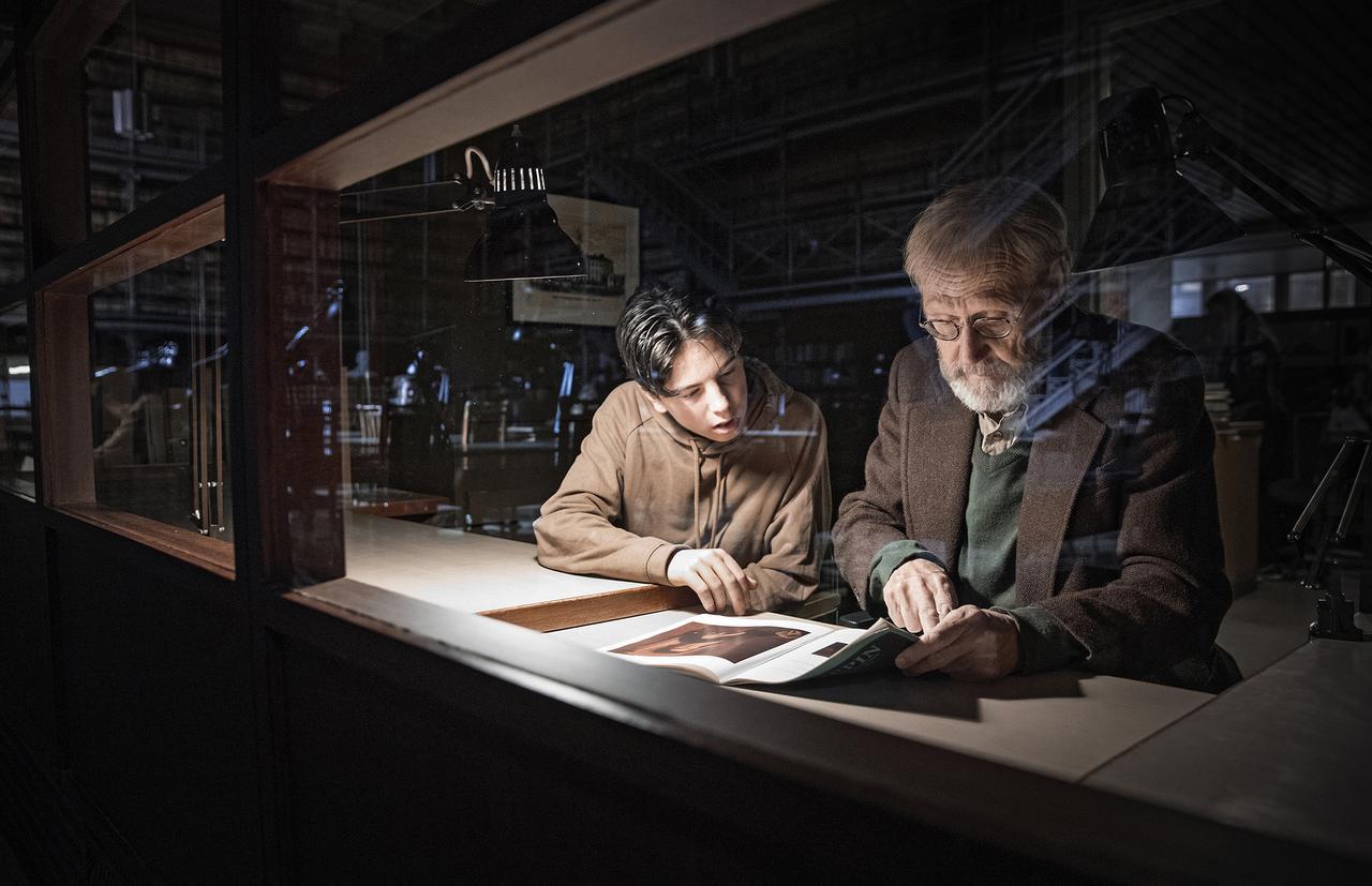 """画像3: """"老美術商の最後の大勝負""""を描くフィンランドの名匠の最新作が公開決定"""