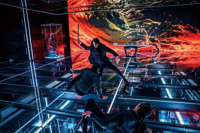 画像: 10/4公開「ジョン・ウィック:パラベラム」見どころはここだっ! - SCREEN ONLINE(スクリーンオンライン)