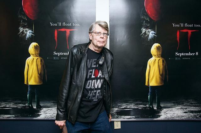 画像: 大作家スティーヴン・キングの自作登場は23年ぶり Photo by Scott Eisen/Getty Images for Warner Bros.
