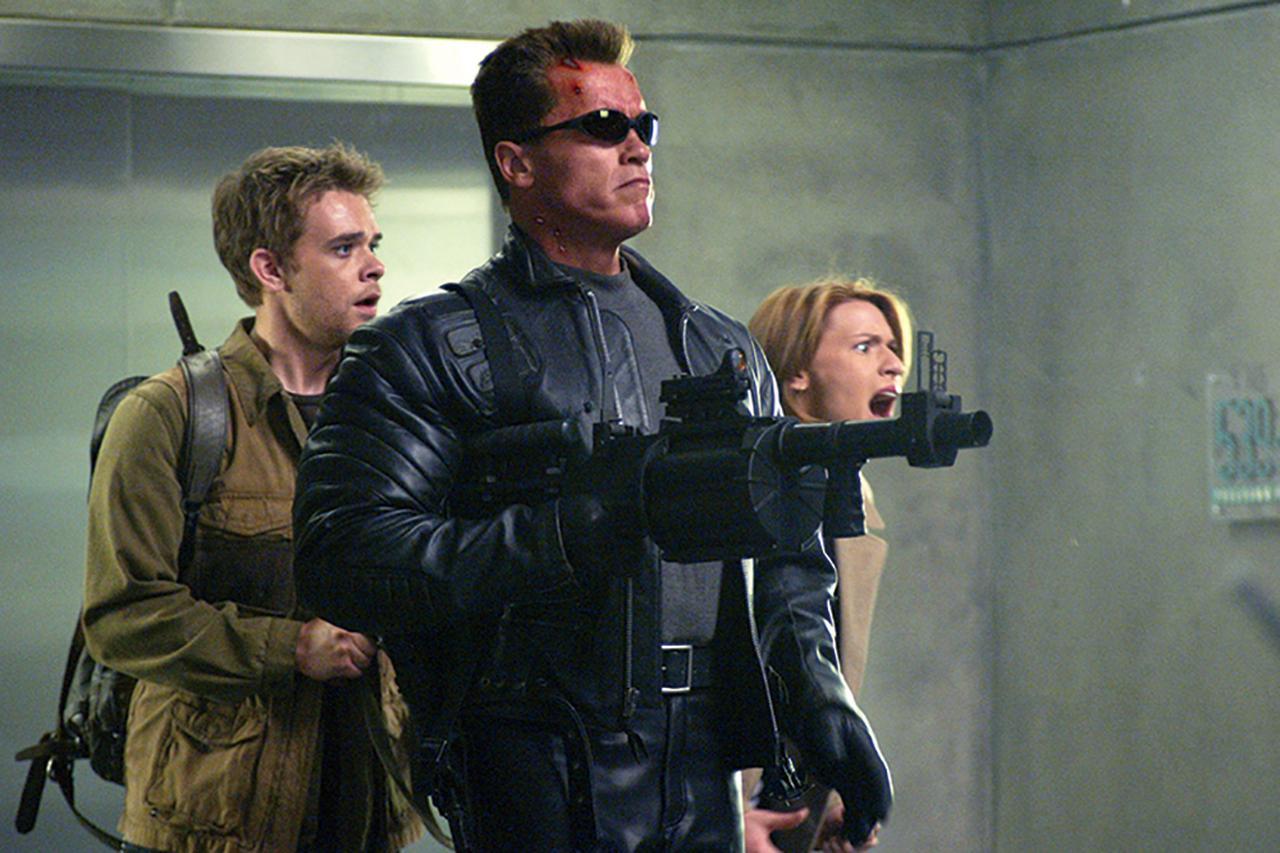 画像: 「ターミネーター 3」(2003年公開)