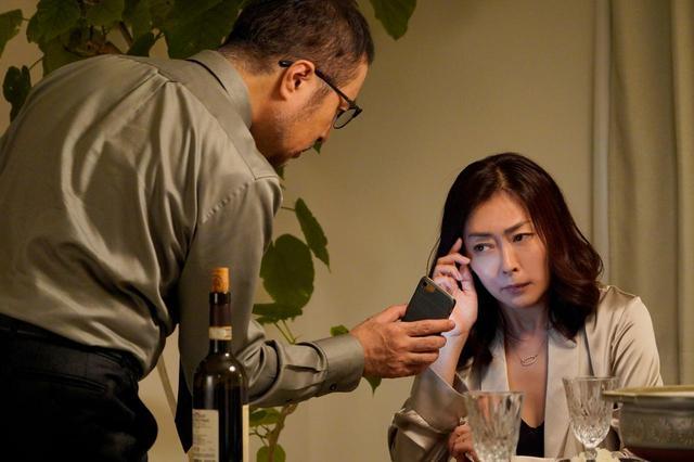 画像1: 松尾 「中山さんのミステリアスなところが綾子にピッタリだなと思いました」