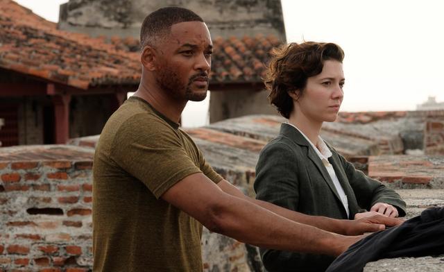 画像1: 今作の技術は役者の表情をかなり鮮明に、そして微細な変化も捉えています。