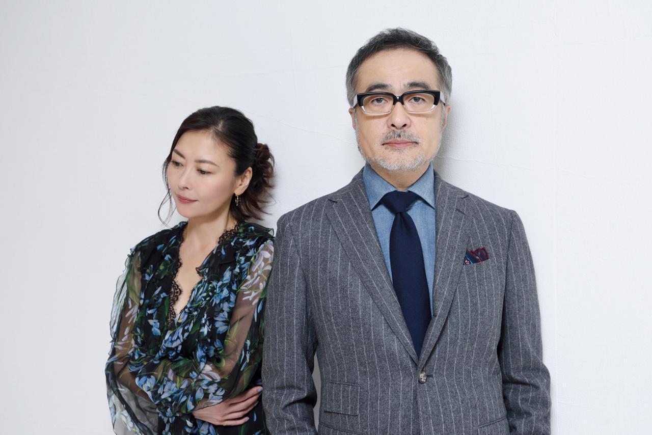 画像2: 松尾 「中山さんのミステリアスなところが綾子にピッタリだなと思いました」