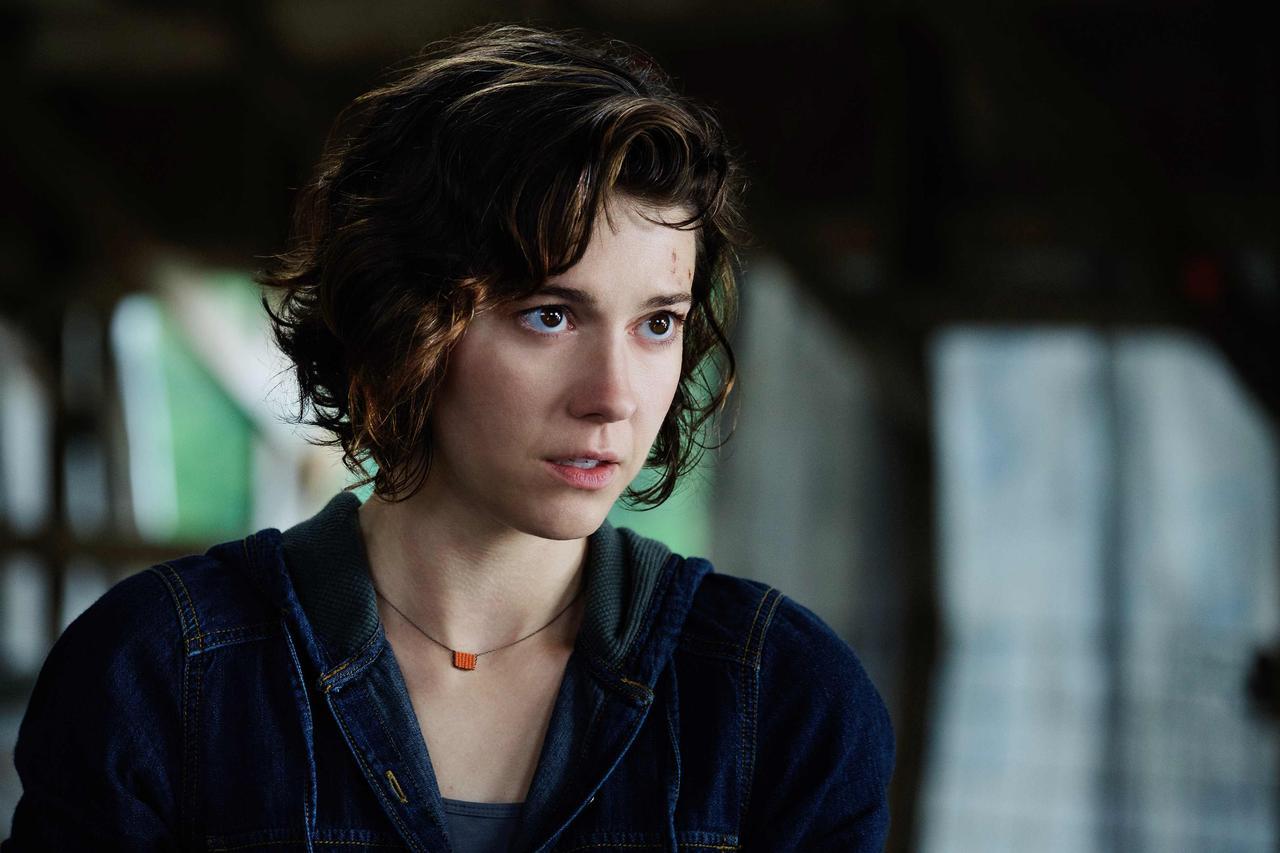 画像2: 今作の技術は役者の表情をかなり鮮明に、そして微細な変化も捉えています。