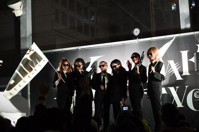 画像2: 日本最大級のハロウィンイベントにMIBエージェントが参戦!