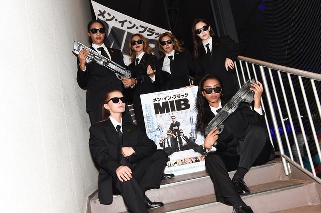 画像4: 日本最大級のハロウィンイベントにMIBエージェントが参戦!