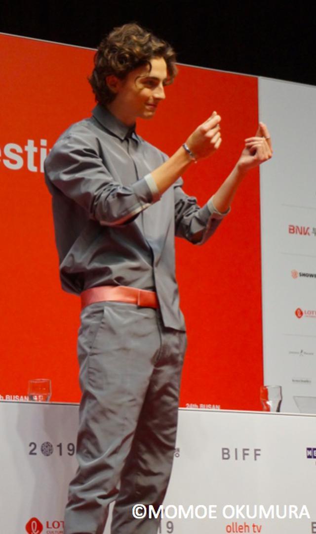 画像10: ティモシー・シャラメ主演映画『キング』 釜山国際映画祭プレスカンファレンスでのコメントを一部紹介!