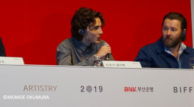 画像2: ティモシー・シャラメ主演映画『キング』 釜山国際映画祭プレスカンファレンスでのコメントを一部紹介!