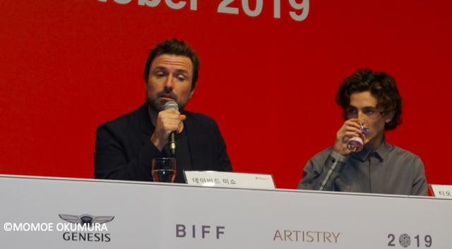 画像3: ティモシー・シャラメ主演映画『キング』 釜山国際映画祭プレスカンファレンスでのコメントを一部紹介!