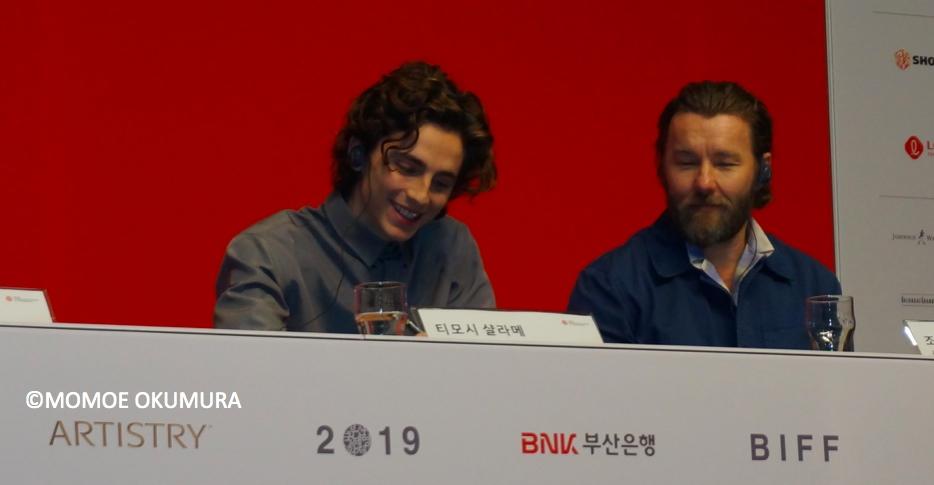 画像5: ティモシー・シャラメ主演映画『キング』 釜山国際映画祭プレスカンファレンスでのコメントを一部紹介!