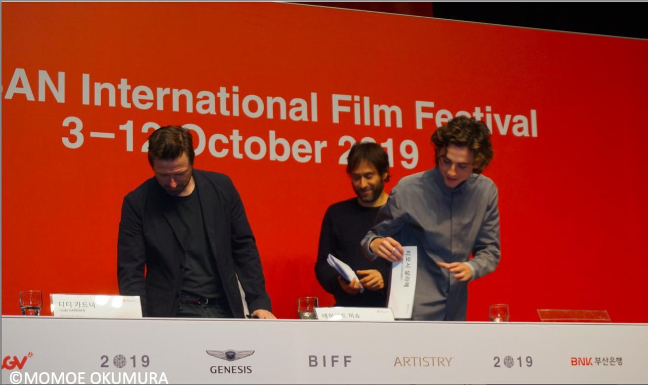 画像8: ティモシー・シャラメ主演映画『キング』 釜山国際映画祭プレスカンファレンスでのコメントを一部紹介!