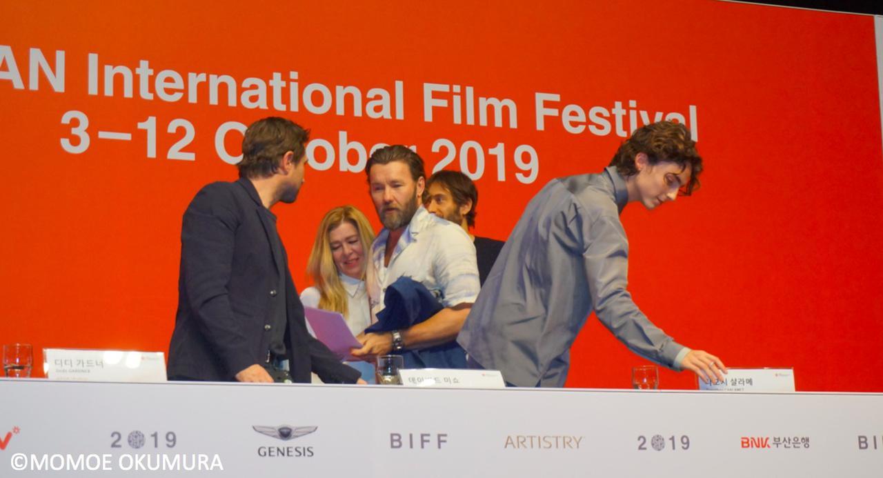 画像7: ティモシー・シャラメ主演映画『キング』 釜山国際映画祭プレスカンファレンスでのコメントを一部紹介!