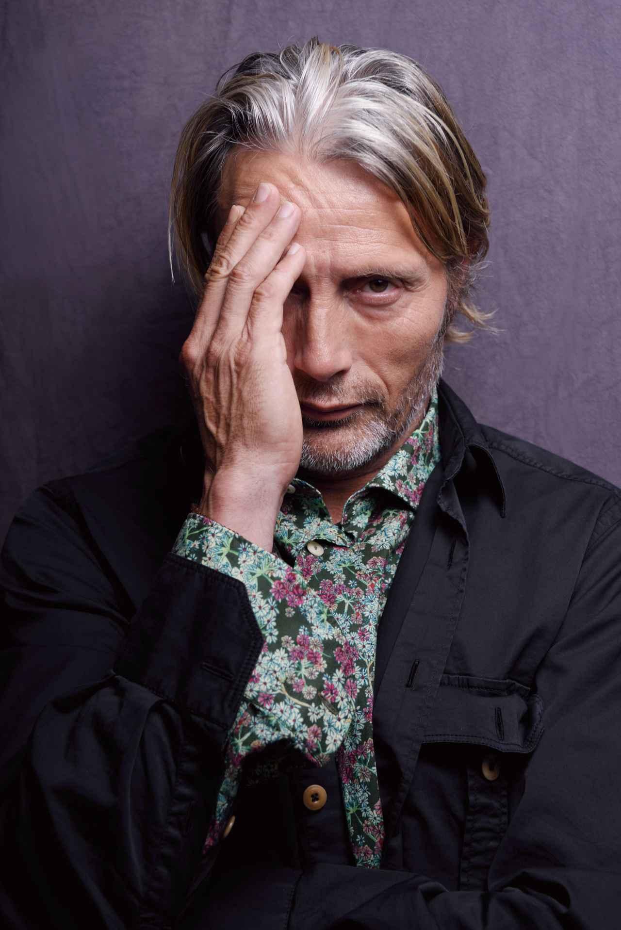 画像1: 【写真たっぷり】マッツ・ミケルセン来日インタビュー2019年11月版