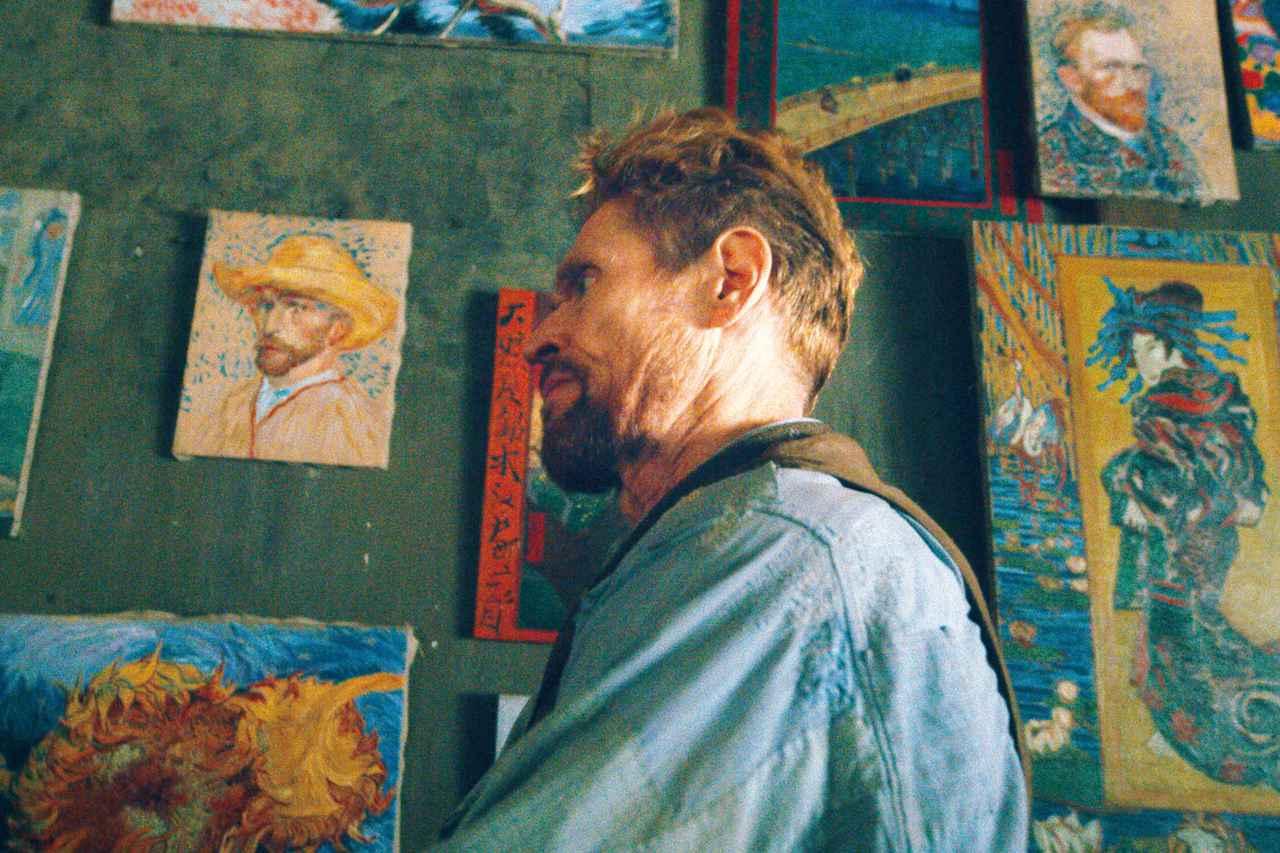 画像1: ウィレム 「芝居中に自分自身を消失することができたらそれは喜びです」