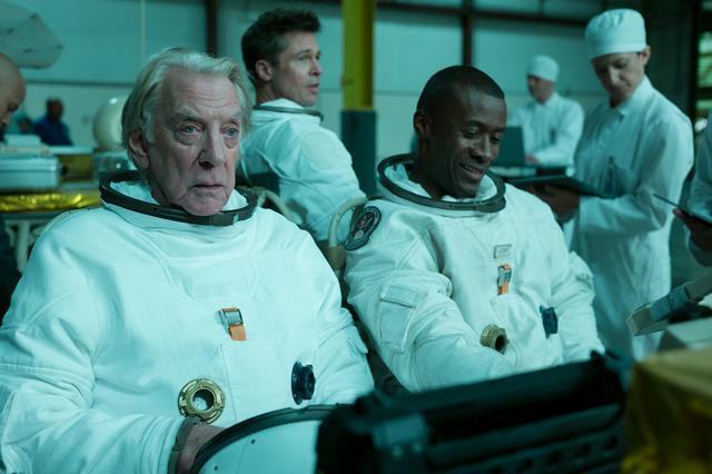 画像: ブラッド・ピットが初の宇宙飛行士役に挑戦!