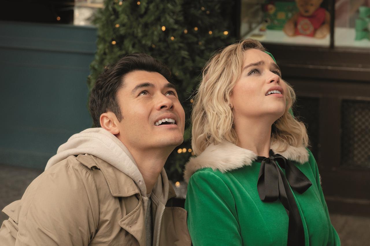 """画像: ワム!の名曲""""ラスト・クリスマス""""の映画化作品が12月に公開決定 - SCREEN ONLINE(スクリーンオンライン)"""