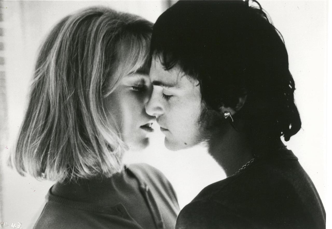 画像: 1995年 俳優復帰した「誘う女」ではすっかり青年に成長していた