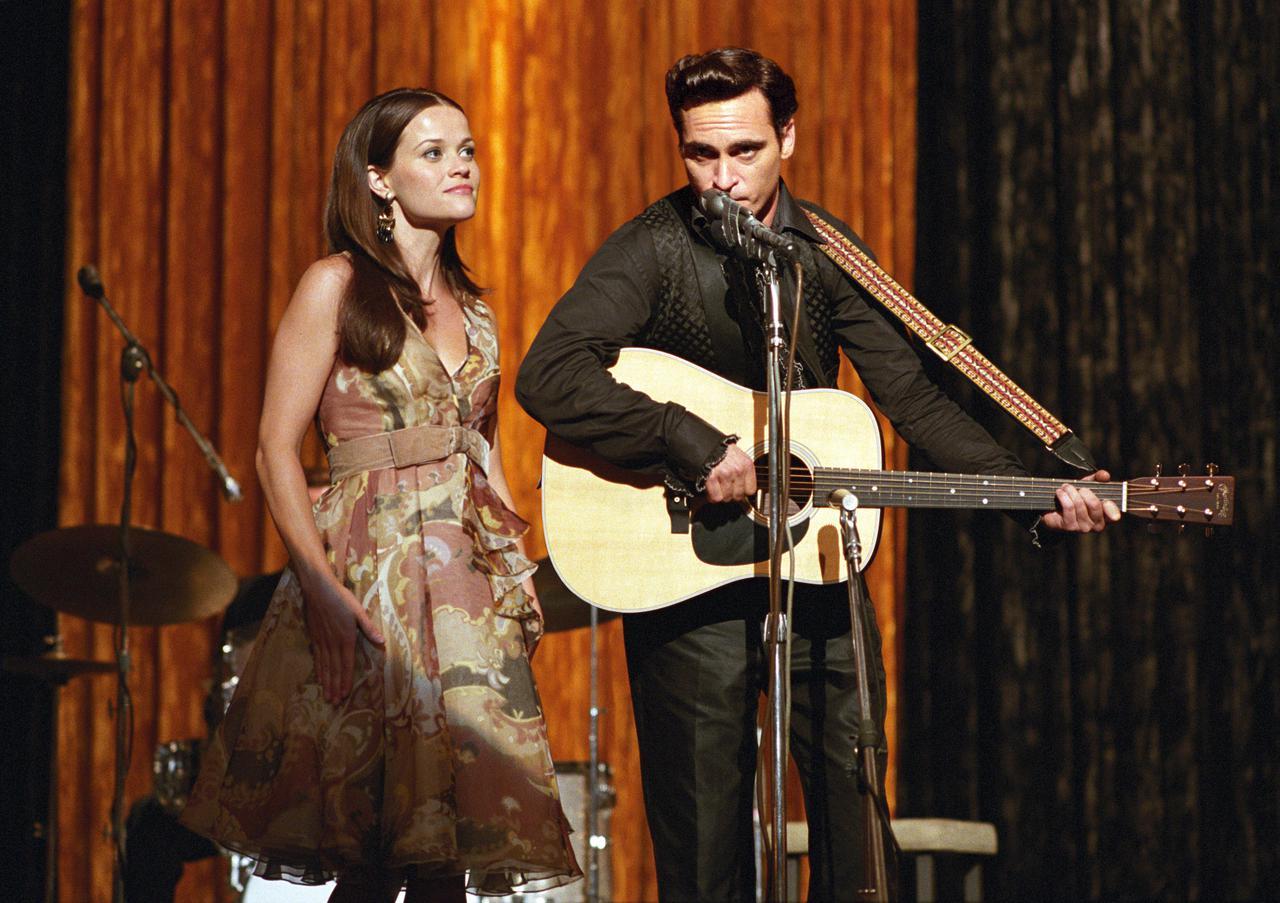 画像: 2005年 実在の歌手の人生を熱演した「ウォーク・ザ・ライン」