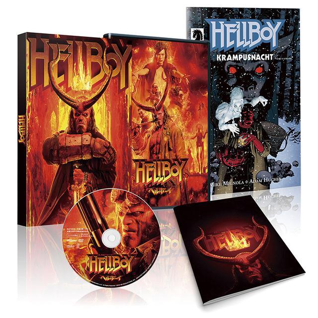 画像: 2020年2月4日リリース!「ヘルボーイ」4K ULTRA HD、ブルーレイ、DVD