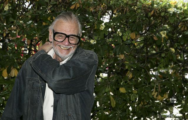 画像: 2005年のカンヌ国際映画祭に参加したジョージ・A・ロメロ監督(Photo by Gareth Cattermole/Getty Images)