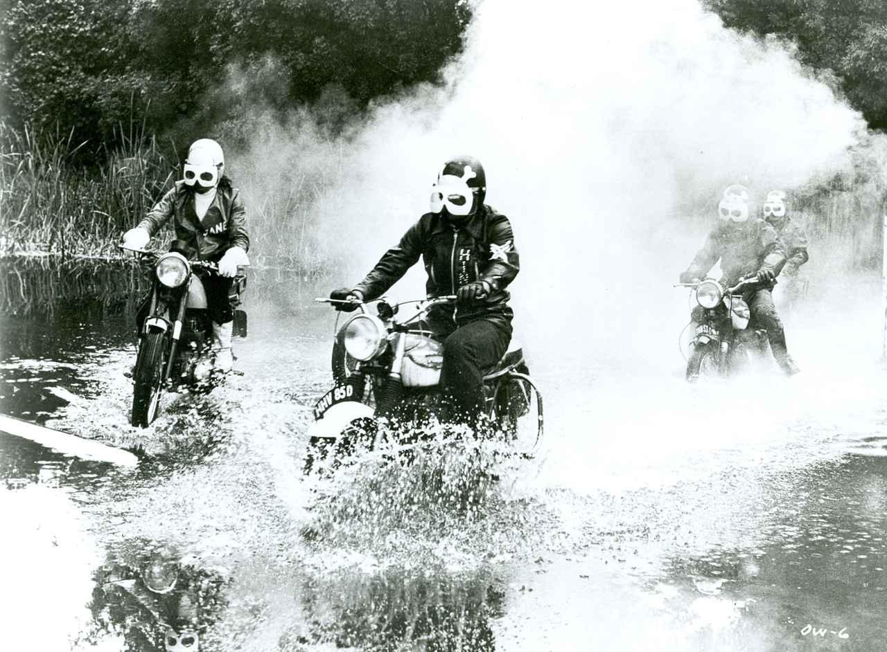 画像1: 英国生まれのゾンビバイカー映画が初ブルーレイ化!