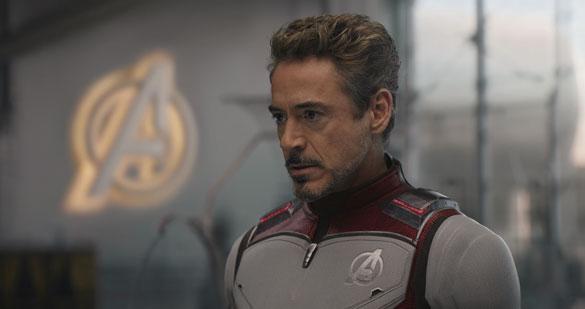 画像: トニーとピーターの関係に涙腺崩壊