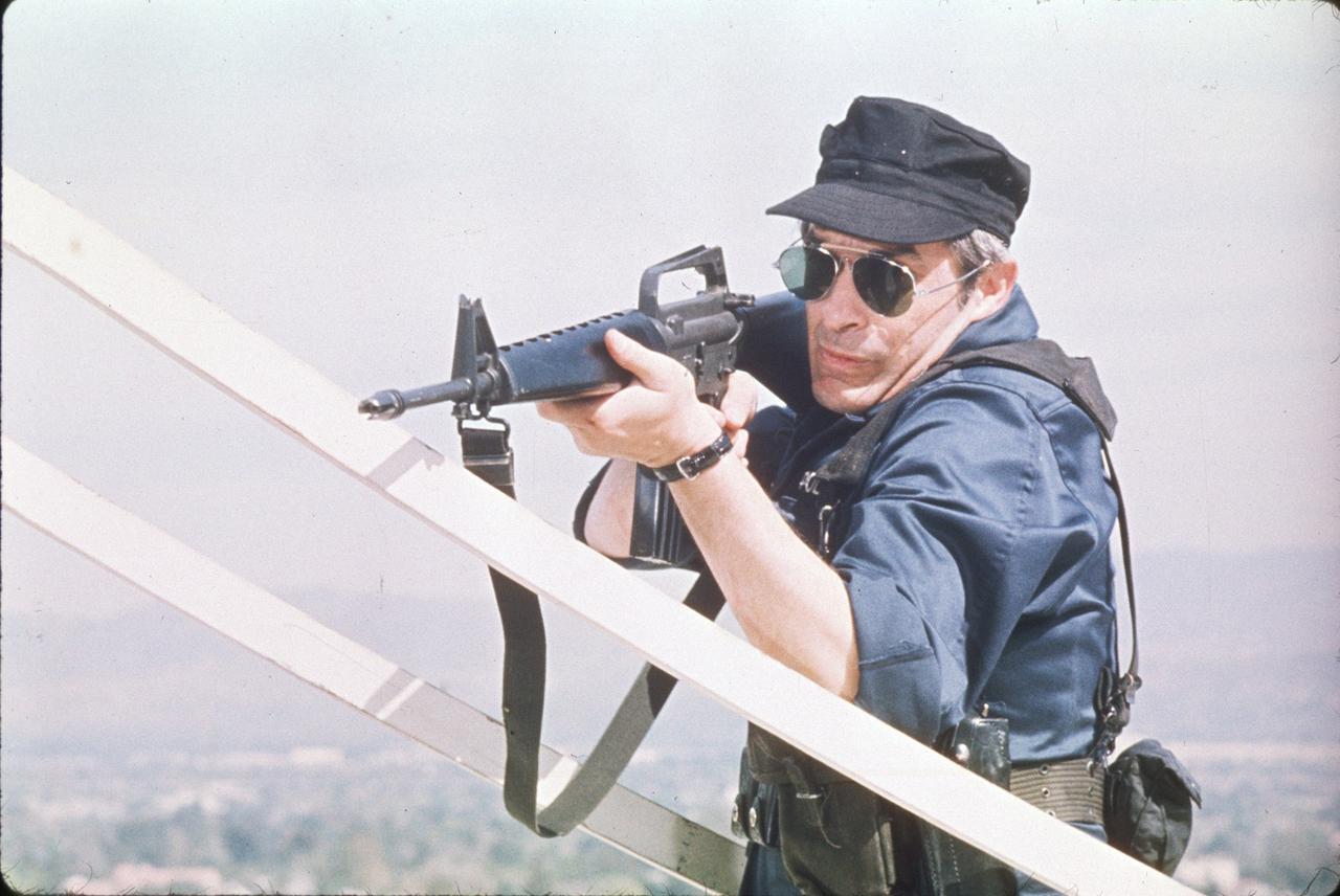画像: SWATのバトン隊長は名匠にして名優ジョン・カサヴェテス