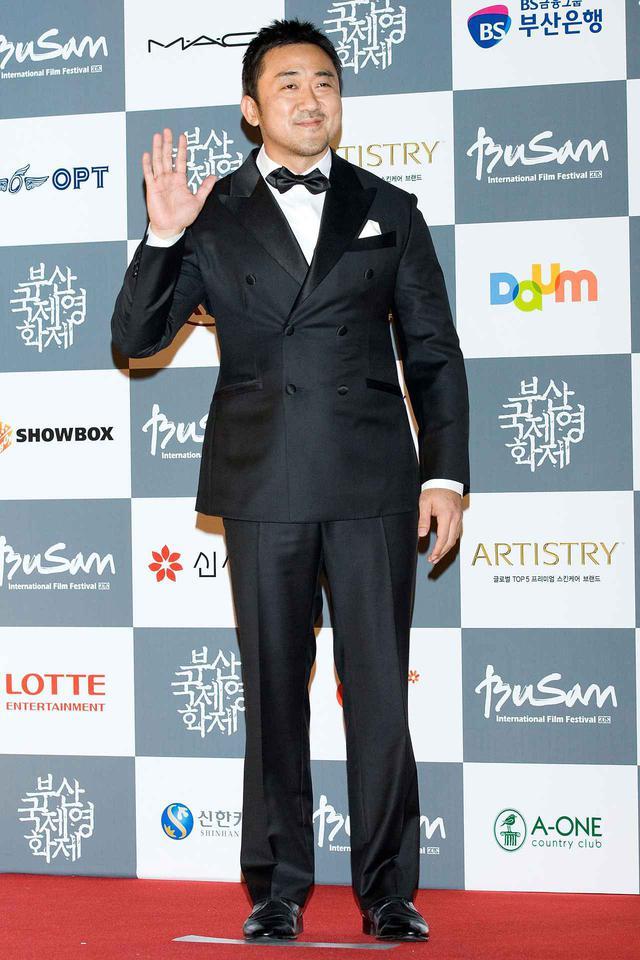 画像: 2012年の釜山国際映画祭にて。今よりかなりほっそりとしている! Photo by Han Myung-Gu/WireImage