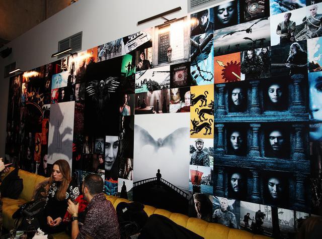 画像: パネルが展示されたイベント会場の様子