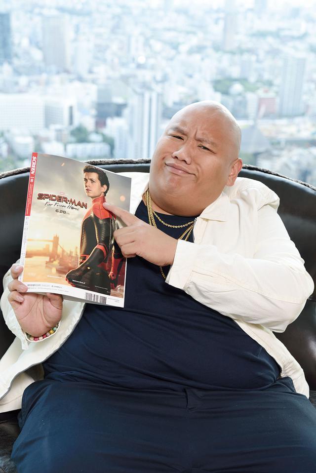 画像1: ファー・フロム・ホームDVD発売記念!ネッド役ジェイコブ・バタロン初来日インタビュー