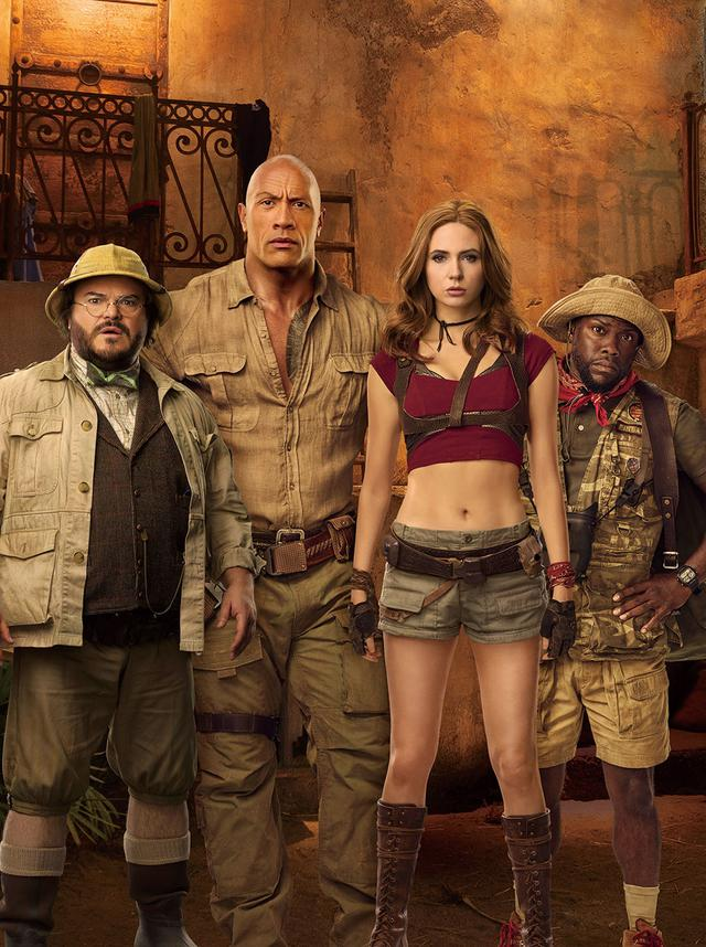 画像: 左から:シェリー、スモルダー、ルビー、ムース