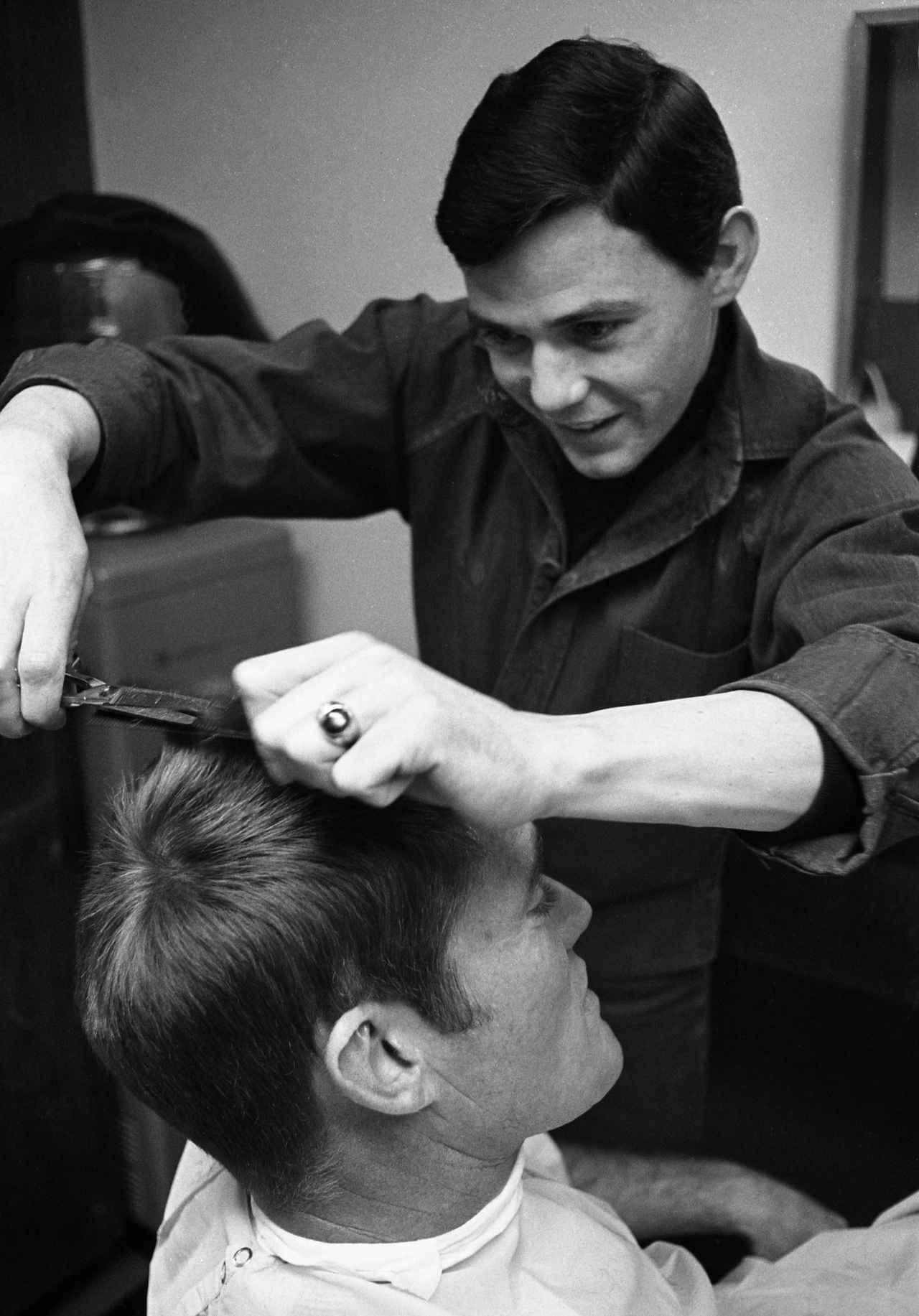 画像: 実際のジェイ・シブリング(Photo by Bettmann Archive/Getty Images)