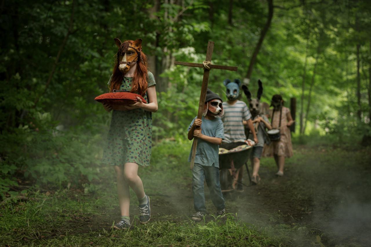 画像2: 先住民と邪悪な土地の謎、破滅の一途を辿る特別映像