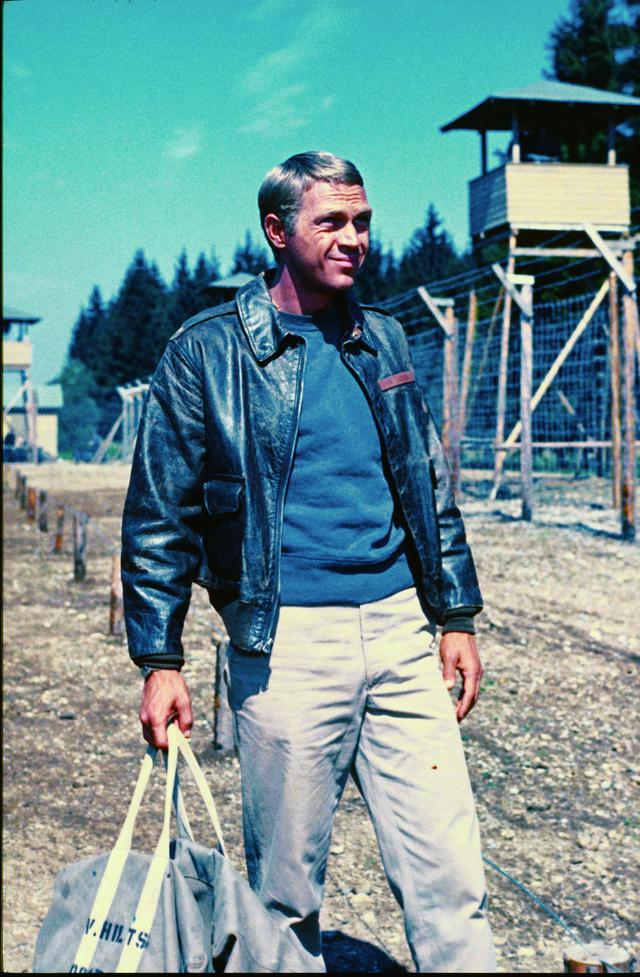 画像: 「大脱走」のスティーヴ・マックィーン/©1963 Metro-Goldwyn-Mayer Studios Inc. All Rights Reserved.