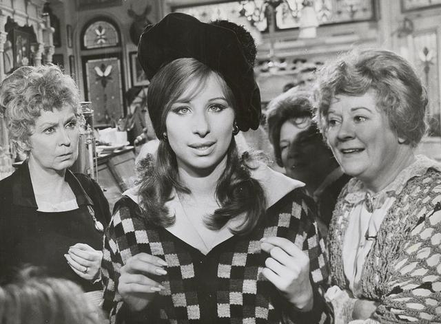 画像: 「ファニー・ガール」のバーブラ・ストライサンド/© 1968 Columbia Pictures Corporation. All Rights Reserved